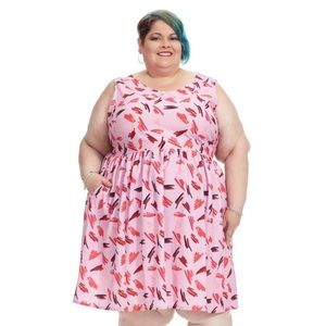 Rachel Antonoff for GB Laurel fit and flare dress